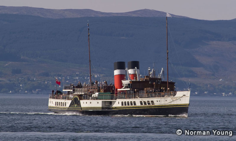Photo of PS Waverley